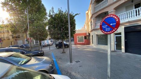 El Ayuntamiento de Berja crea dos zonas de estacionamiento para impulsar las compras