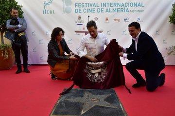 Jorge Sanz recuerda que en Almería