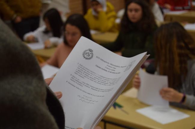 Las Olimpiadas Matemáticas busca aspirantes en la UAL