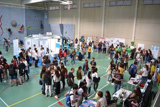 Los estudiantes protagonizan la Jornada de Bienvenida de la UAL