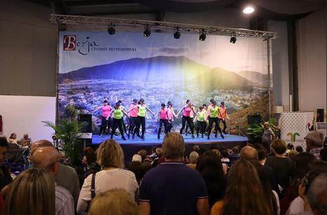 XX ExpoBerja-Alpujarra alcanza su ecuador cargada de público y actividades