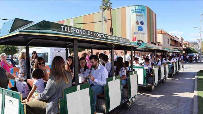 Berja cierra la XX edición de la ExpoBerja-Alpujarra con éxito