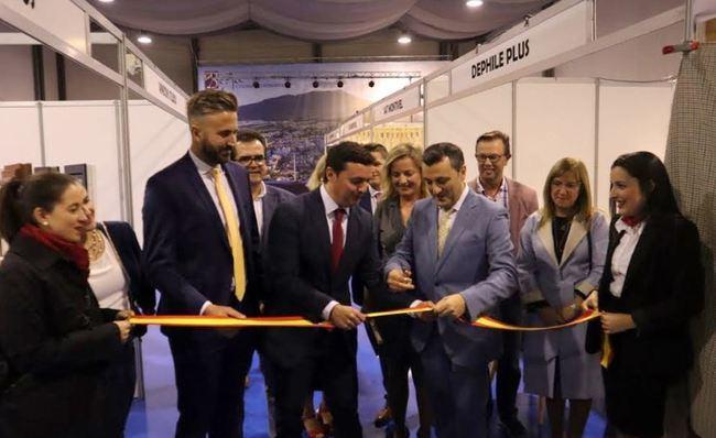 Arranca la XX ExpoBerja-Alpujarra con medio centenar de expositores