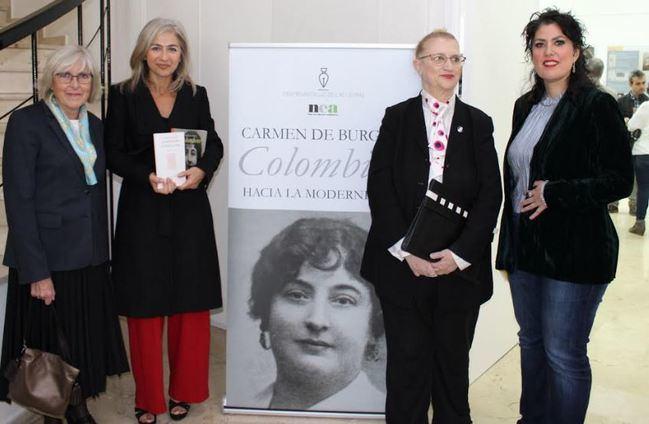 Homenaje a Carmen de Burgos con la edición de una antología y una exposición itinerante