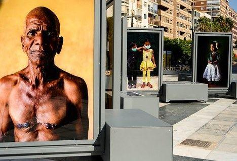 El Ayuntamiento y la Fundación La Caixa presentan 'Tierra de sueños' de Cristina García Rodero