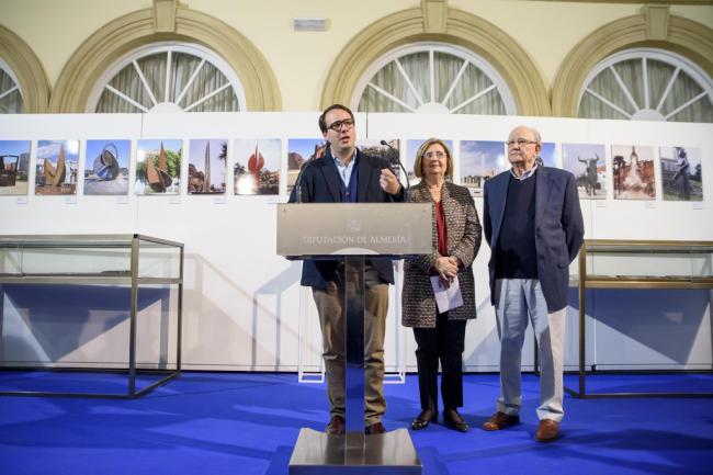 La carrera artística de José Leal protagonista del Patio de Luces de la Diputación