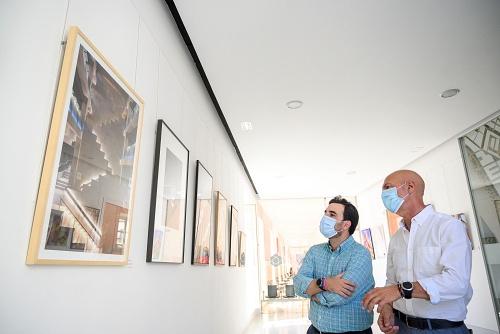 El almeriense Francisco Ortega acerca su fotografía más 'Instagramer' y creativa al CIP
