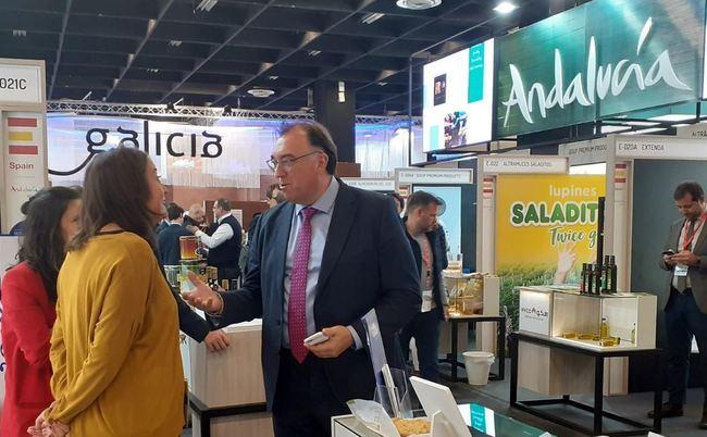 Cinco empresas de Almería acuden a la feria Anuga 2019