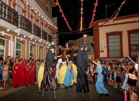 Éxito de participación en las actividades de la Feria de Tabernas 2018