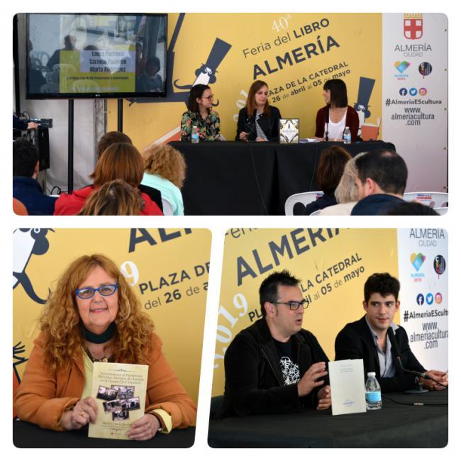La Feria del Libro pone en valor la ilustración editorial en un coloquio con Laura Pacheco