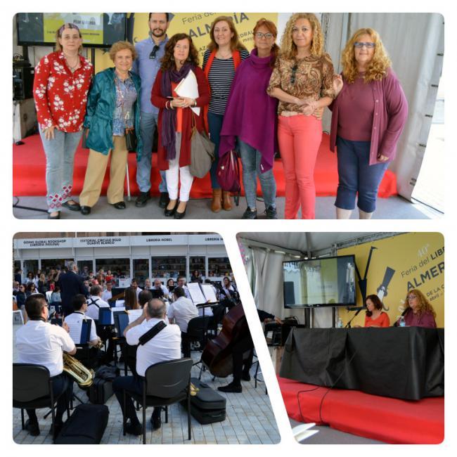 La Feria del Libro se clausura con un emocionado homenaje a la poeta Pilar Quirosa