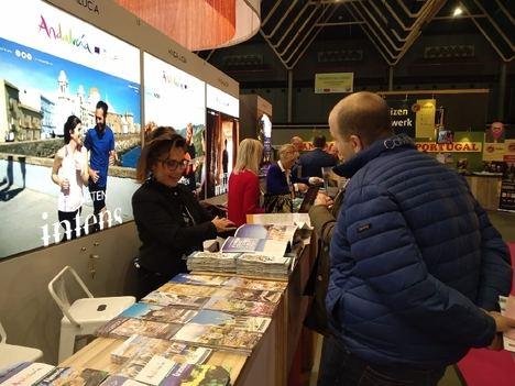 'Costa de Almería' consolida el mercado holandés en la Feria Vakantiebeurs