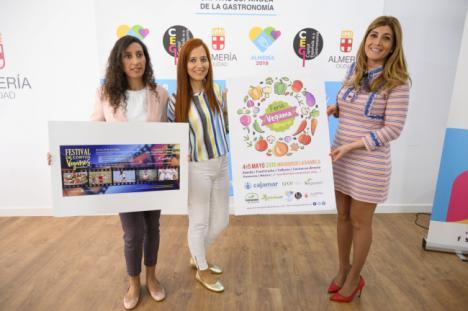 Almería acoge la I Feria Vegana de Andalucía en el Mirador de la Rambla