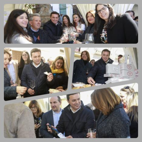 La XIV Feria del Vino de la Alpujarra muestra la mejor oferta gastronómica de la comarca