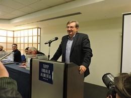 Fernando Martínez quiere ir al Congreso e Indalecio Gutiérrez al Senado