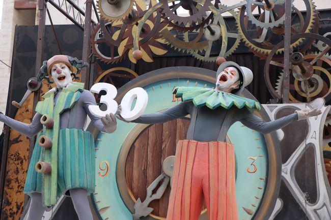 El 42º Festival de Teatro de El Ejido levanta el telón con una gran fiesta en la Plaza Mayor