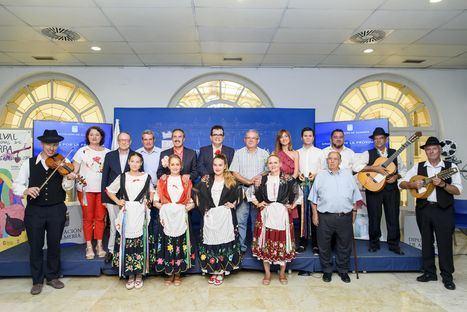 Turón celebrará el 12 de agosto el XXXVII Festival de Música Tradicional de la Alpujarra