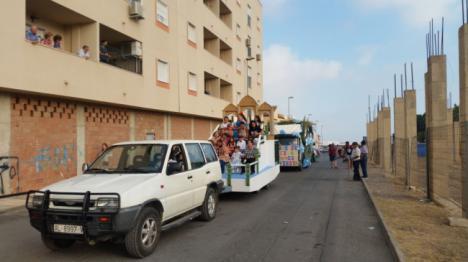 Los Centellas Actuación Estelar Las Fiestas De Puebla De Vícar