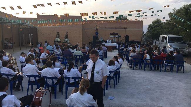 Benínar celebra sus fiestas en honor a San Roque este jueves y viernes