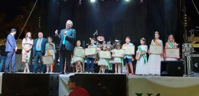 Puebla De Vícar Cerró Con Los Centellas Unas Brillantes Y Participativas Fiestas