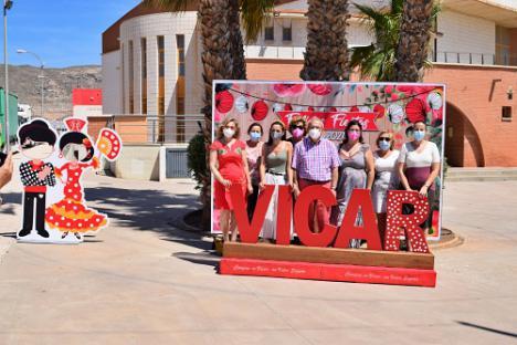 La Gangosa Se Viste De Fiesta Para Honrar A La Virgen Del Carmen