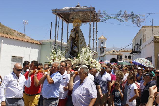 Río Chico celebra las fiestas en honor a la Virgen del Carmen