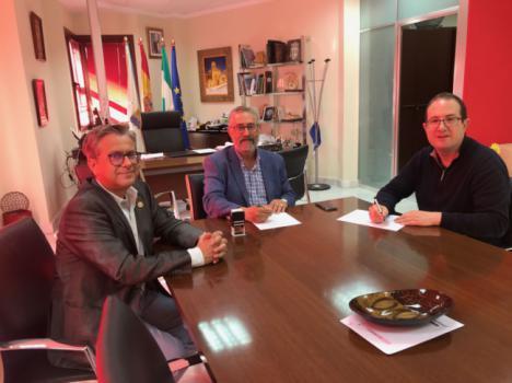 La Fundación Ibáñez-Cosentino y el Ayuntamiento de Albox promueven la Biblioteca Bartolomé Marín