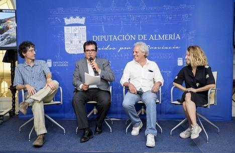 'Filming Almería' muestra a tres cineastas la luz de las localizaciones de la provincia