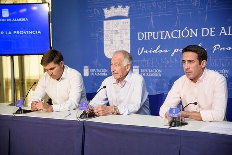 Diputación hace efectiva la cesión a Roquetas 9.569 metros en tres carreteras provinciales