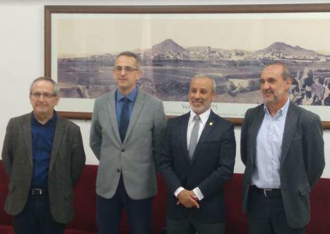 Ayuuntamiento de Vera y Colegio de Arquitectos firman un convenio de colaboración