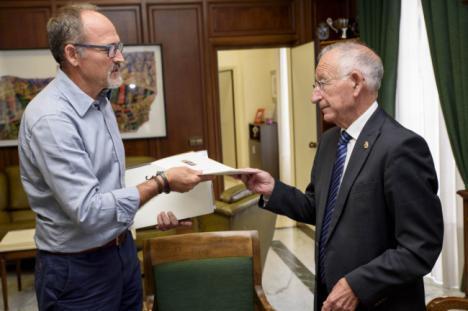 Diputación ayuda a Almócita y Bayárcal a renovar su parque municipal y la Calle Fuente Castaño