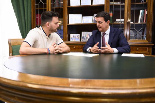 Sierro mejorará el Carril de 'El Jarro' gracias a las inversiones de la Diputación