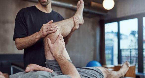Los beneficios de la fisioterapia