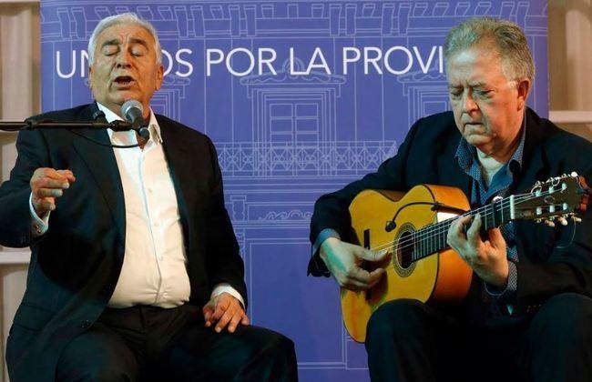Emotivo homenaje del flamenco almeriense a Antonio Chacón