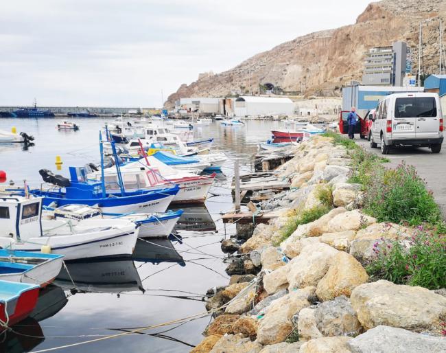 La Autoridad Portuaria de Almería licita el fondeadero del Puerto Pesquero