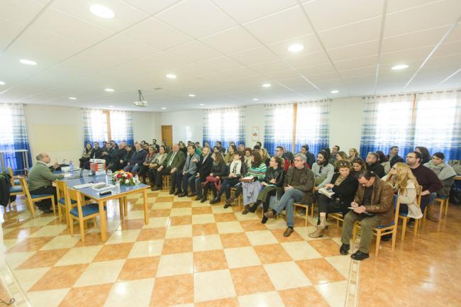 Formación para 80 alcaldes y concejales de la provincia