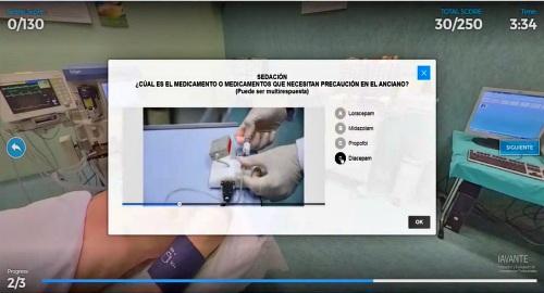 La Junta ofrece formación del entorno online a los profesionales sanitarios