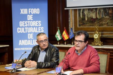 Almería se convierte en la capital andaluza de la gestión cultural con el XIII Foro GECA