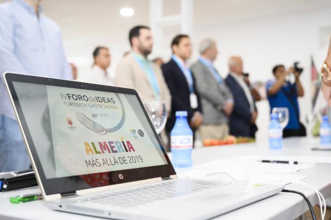 'Almería Ciudad Gastronómica. Para comérsela', nuevo eslogan turístico a partir de 2020