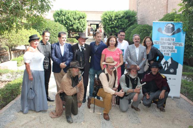 Almería Western Film Festival presenta los contenidos de su VIII edición