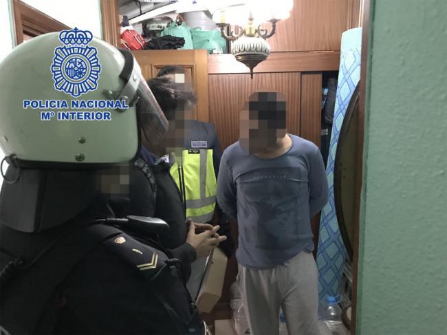 Ocho detenidos por montar pateras a 2.000 euros por persona