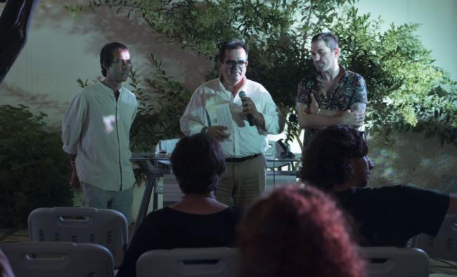 La poesía de Jesús Alonso despide hasta otoño el programa Alex 2019