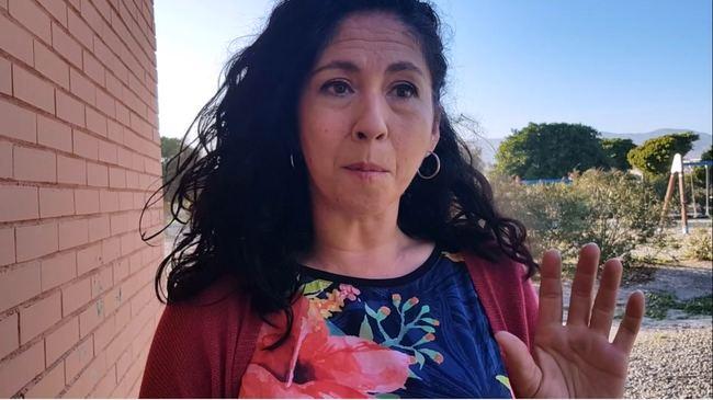 """Raquel Martínez (UP): """"Me entristece que la gente vote a Vox"""""""