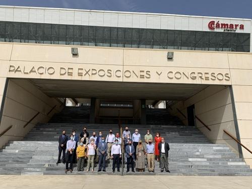La Cámara muestra su preocupación por la situación de las empresas almerienses debida al #COVID19
