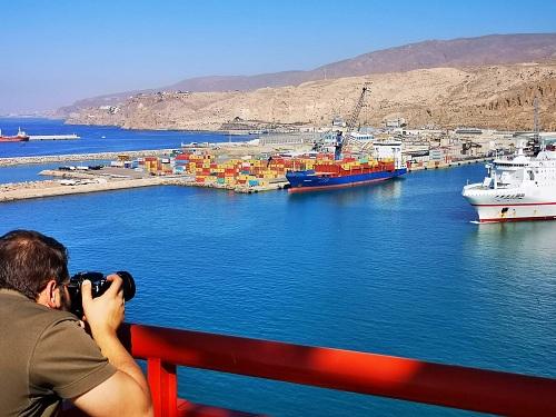 200 inscritos en el concurso de fotografía de la Autoridad Portuaria