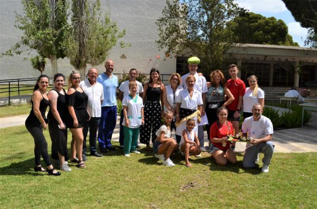 Diputación de Almería lleva la feria a la Residencia Asistida