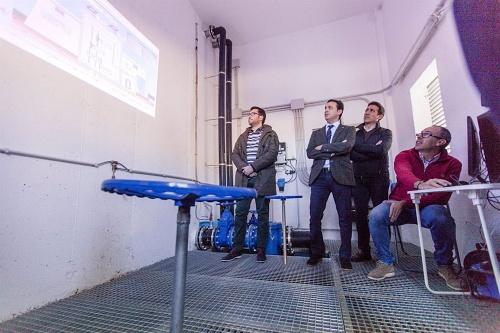 La Diputación apuesta por la gestión inteligente del agua en 12 municipios