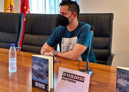 El almeriense José Piqueras gana el premio de novela negra BMB 2021