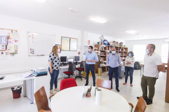 Diputación acerca Wifi gratuito a 15 pueblos de Almería con 'Europe Direct'