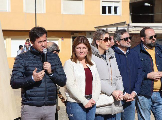 El Ayuntamiento de El Ejido reivindica una solución definitiva a la regresión de la costa de Balerma y Guardias Viejas